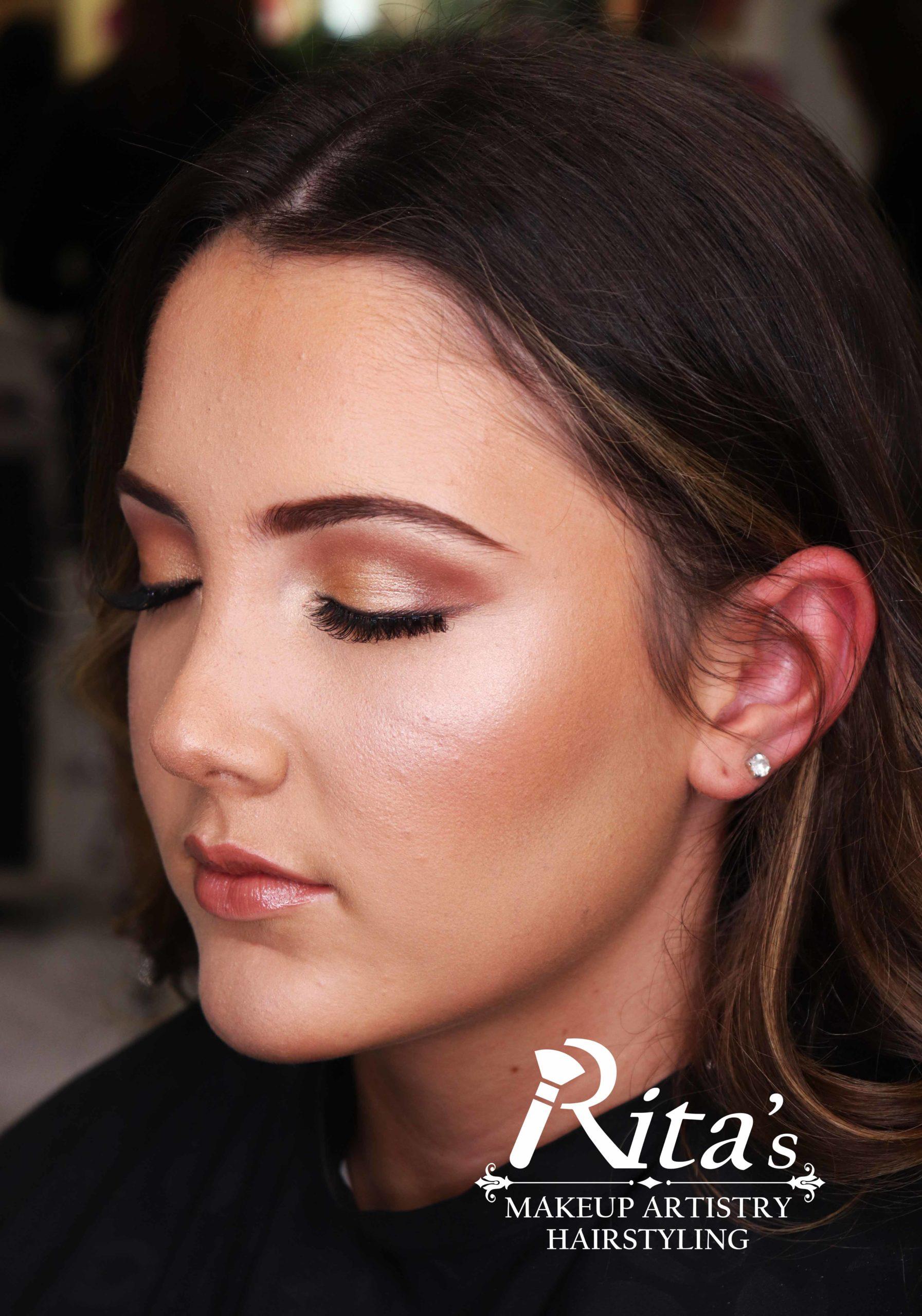 Rita's Makeup Artistry Bridal Wedding Makeup