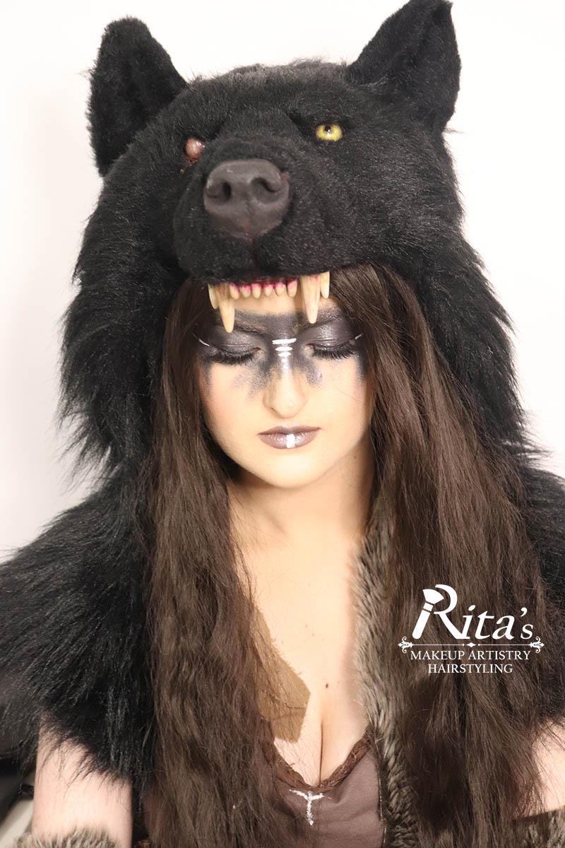 Rita's Makeup Artistry Costume